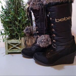NWOT  BEBE Boots